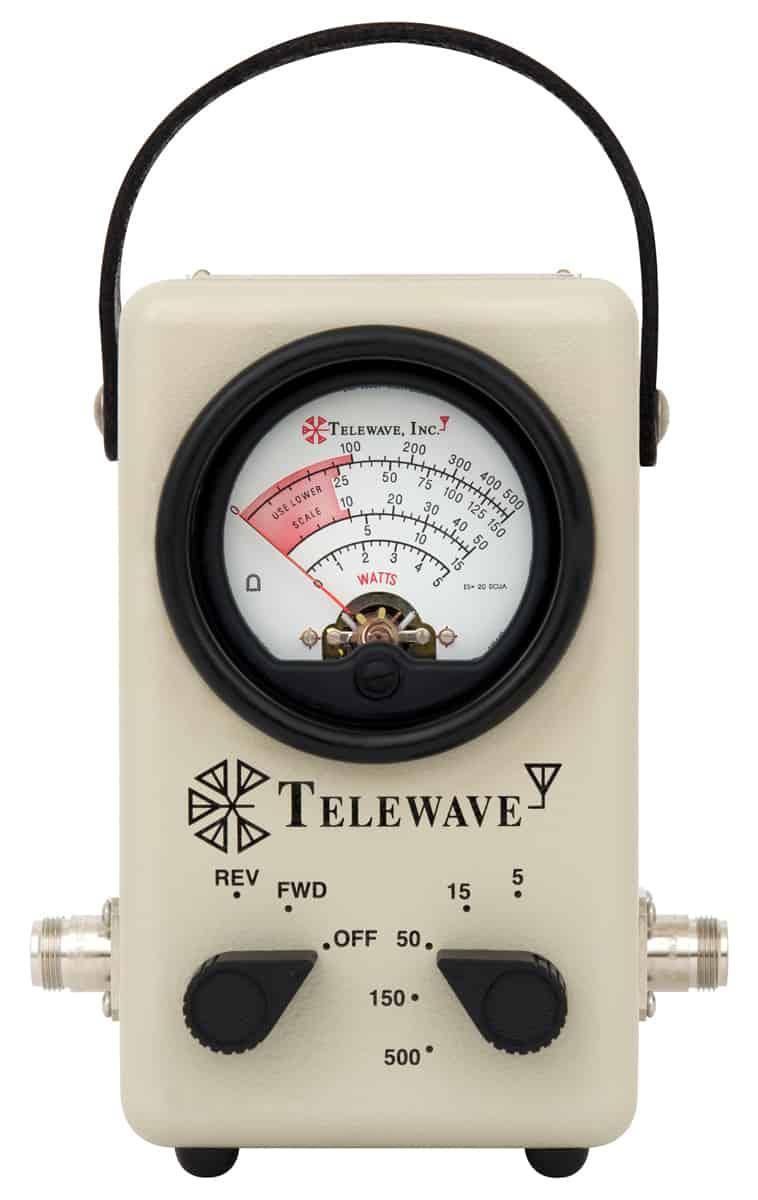 Telewave RF Wattmeter