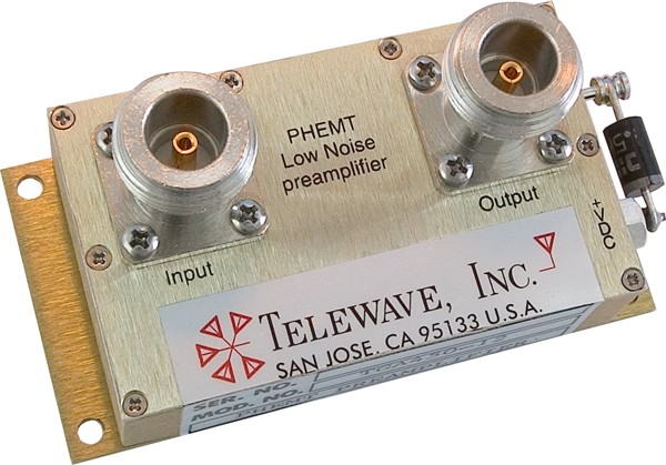 Receiver PreAmplifiers