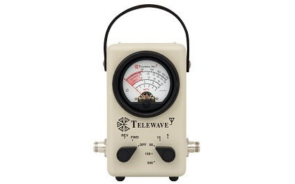 RF Analog Wattmeter Basics