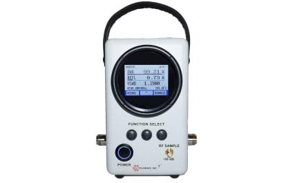 RF Digital Wattmeter Basics